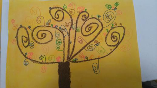 """L'arbre de vie de KLIMT – Le """"blog terrestre"""" de la Mat de St Pant"""