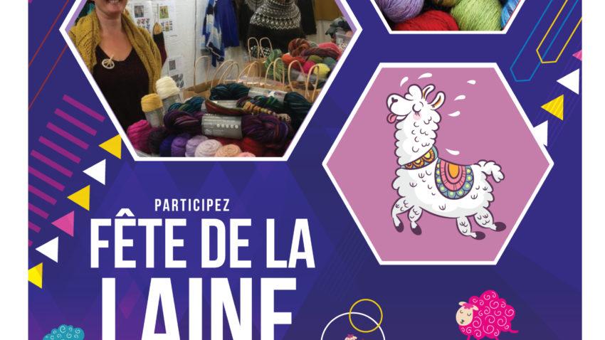 LesJournées Nationales de la laine @ felletin