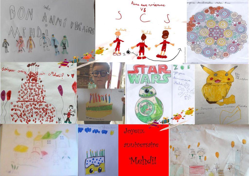 Joyeux Anniversaire Mehdi Blog De L Ecole Guillaume Bourbon De Sereilhac
